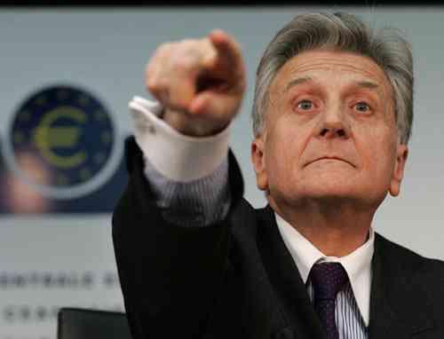 trichet ve el fantasma de la recesión