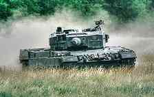 Tanque Leopard