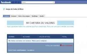 BBVA te invita a jugar a la Bolsa en Facebook