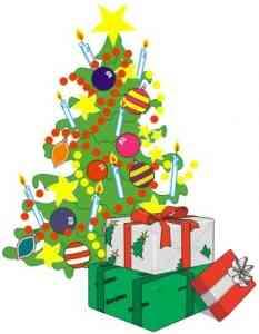 Ambiente de Navidad en las empresas