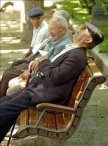 El beneficio emocional de una jubilación tardía