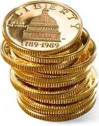 El oro llega a los 1.500 dólares