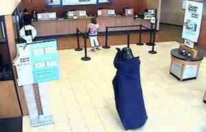 El viernes es el día favorito de los asaltantes de bancos