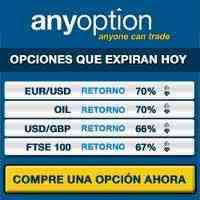 Anyoption para invertir en opciones binarias