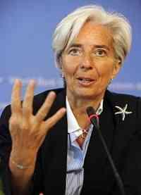 Buscan reemplazo para Strauss Kanh en el FMI