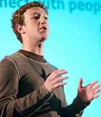 Creador de Facebook el más rico de la web