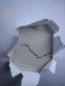 963756 stock trade graph