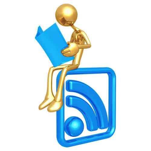 blog icono lector rss
