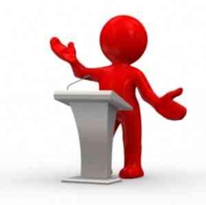 Hablar en público: miedo al ridículo