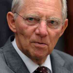 wolfgang schauble alemania