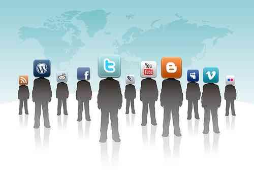 empresas españolas redes sociales
