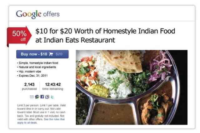 google promocion empresas