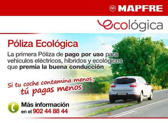 mapfre poliza ecologica