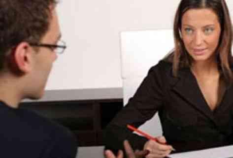 entrevista trabajo errores