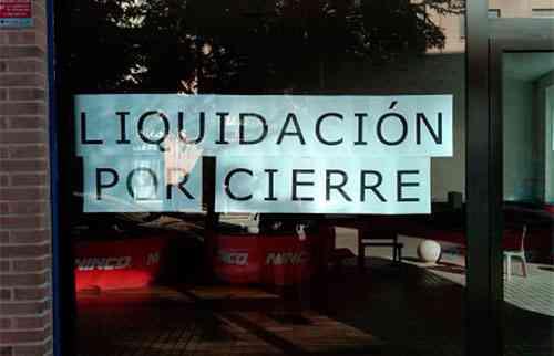 empresas españolas quiebra