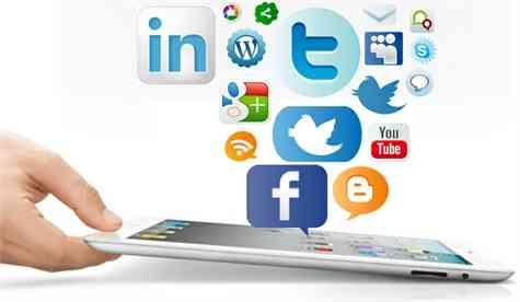 empresas redes sociales