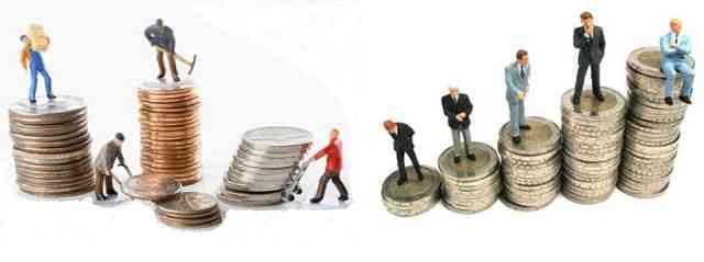salario de eficiencia desequilibrio salarial