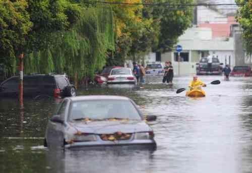Seguros de inundación