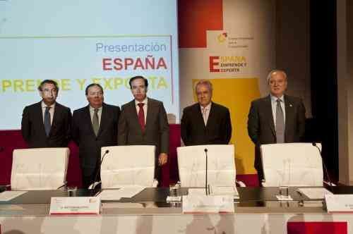 España, emprende y exporta