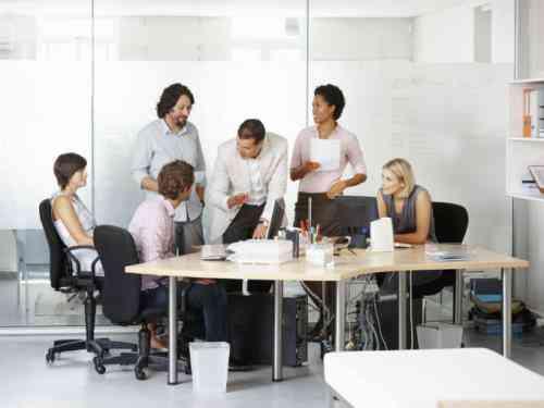 reuniones de trabajo movil