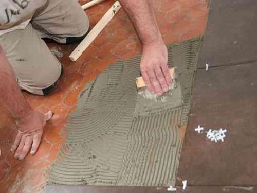 Compra y reparación de pisos