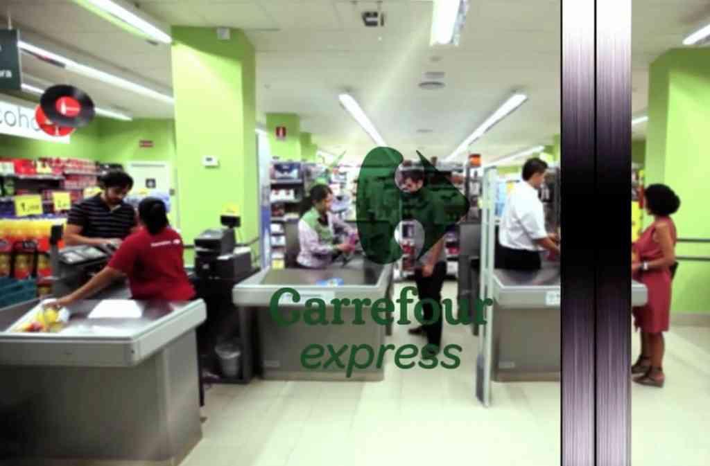 Carrefour Express José Abascal