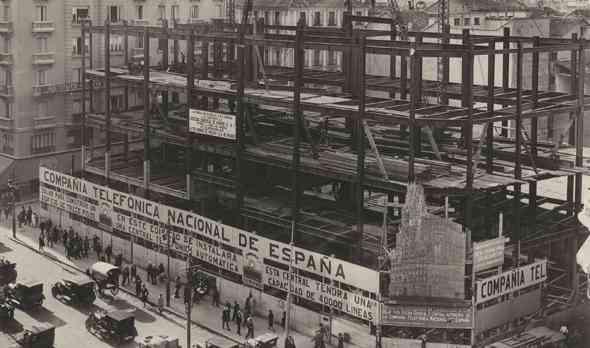 Telefónica España 1924