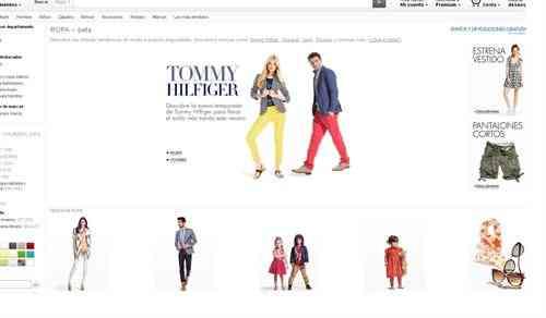 Amazon.es moda