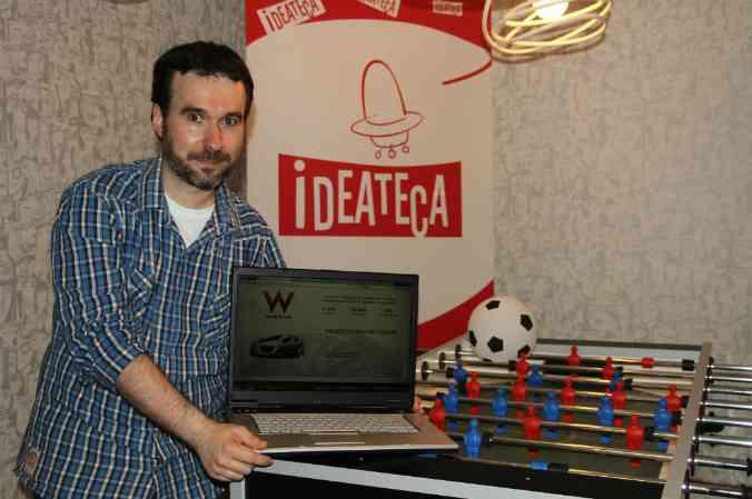6º EmprenDay de Ideateca Zigor Zárraga de WheeelsLand