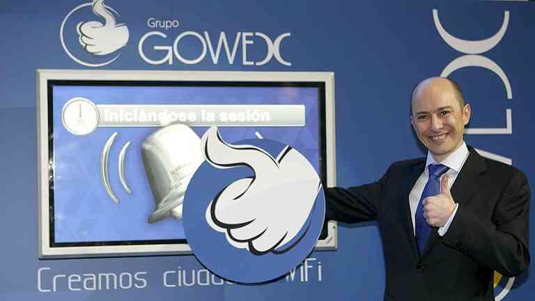 gowex - jenaro garcía