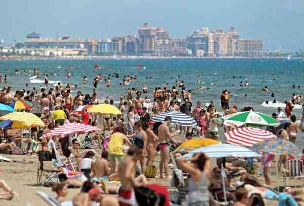 turismo crece en españa durante agosto