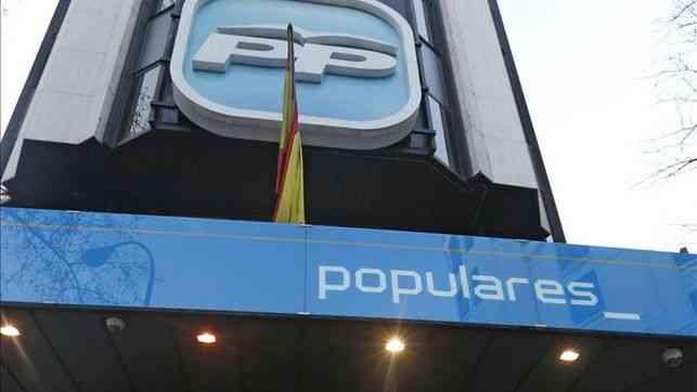 El PP pagó en B más obras de su sede en Génova