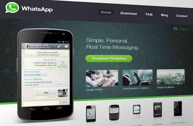 Aplicaciones que podrían arruinar a WhatsApp