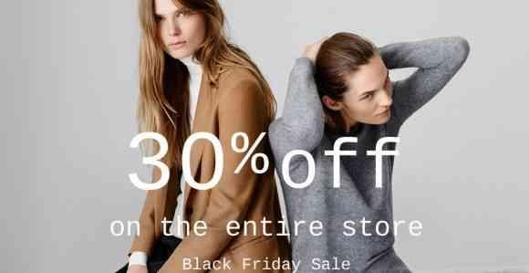 Descuentos de moda en el Black Friday