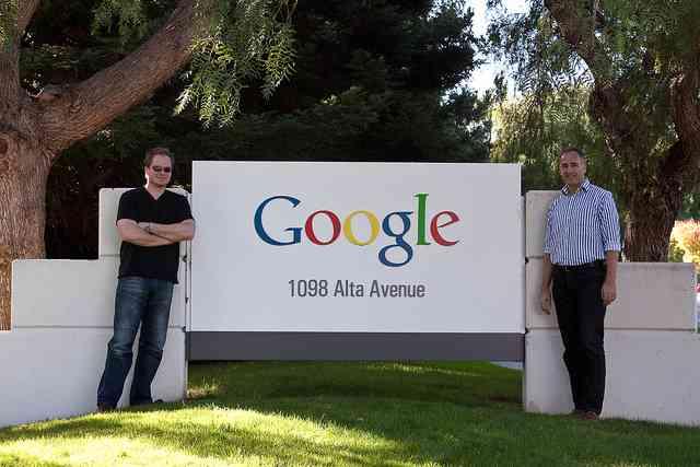Cuánto le paga Google a sus becarios hoy