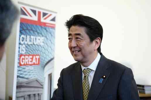 Crisis japonesa Shinzo Abe