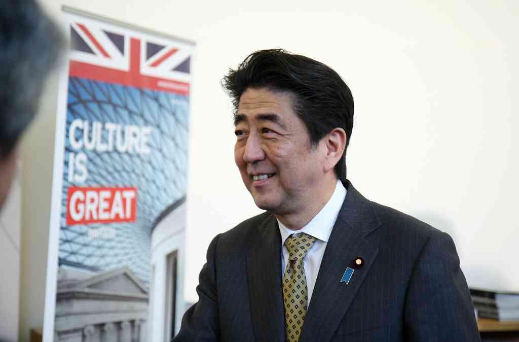 Abe renueva la confianza para superar la crisis japonesa