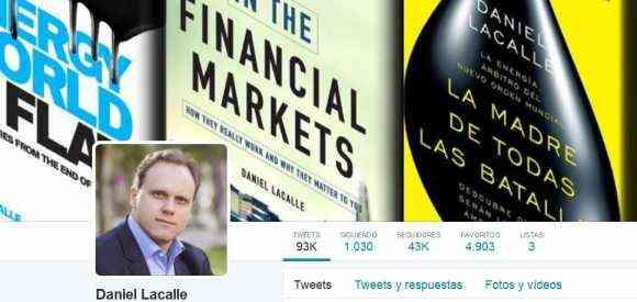 Cuentas económicas en Twitter