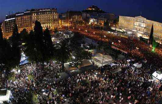 Nueva crisis en la Eurozona