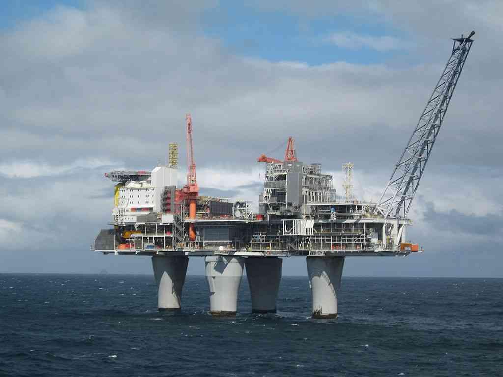 Cotización del petróleo
