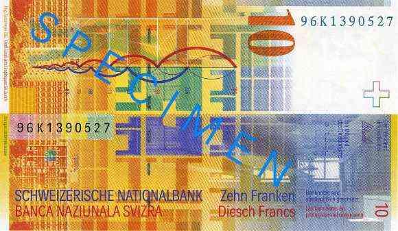 Franco suizo