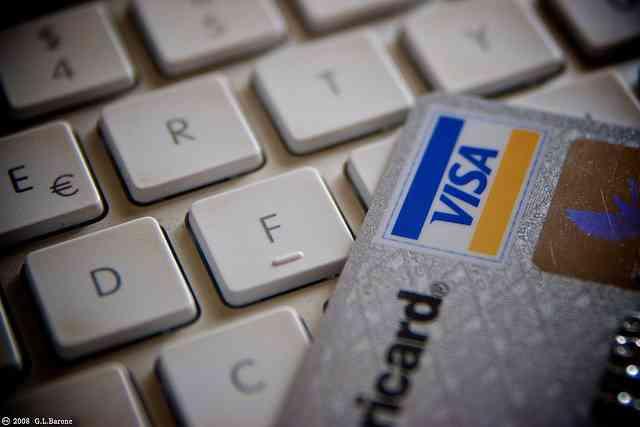 Gastar dinero en Internet