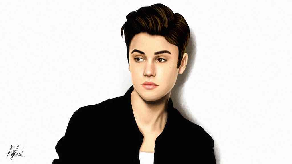 Justin Bieber porno