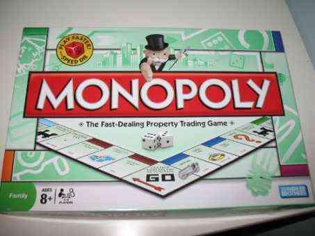Monopoly con dinero real