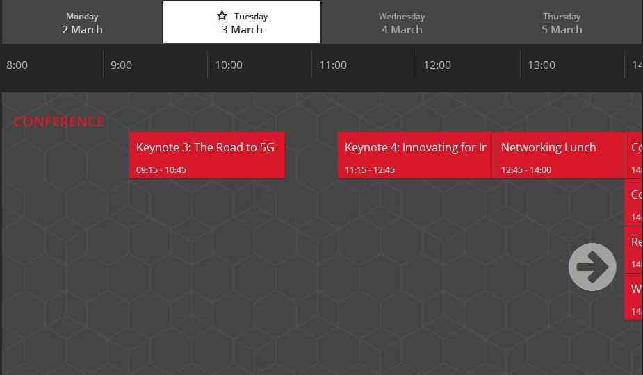 Mobile World Congress 2015 de Barcelona 3