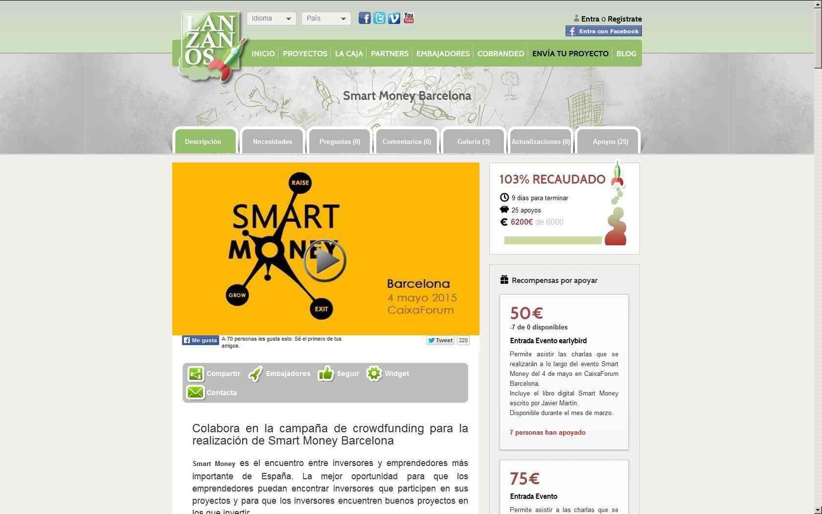 Smart Money Barcelona 1