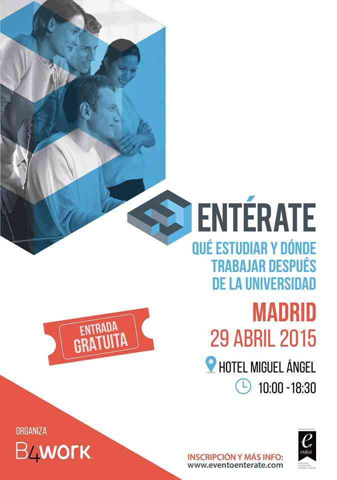 evento para universitarios - enterate