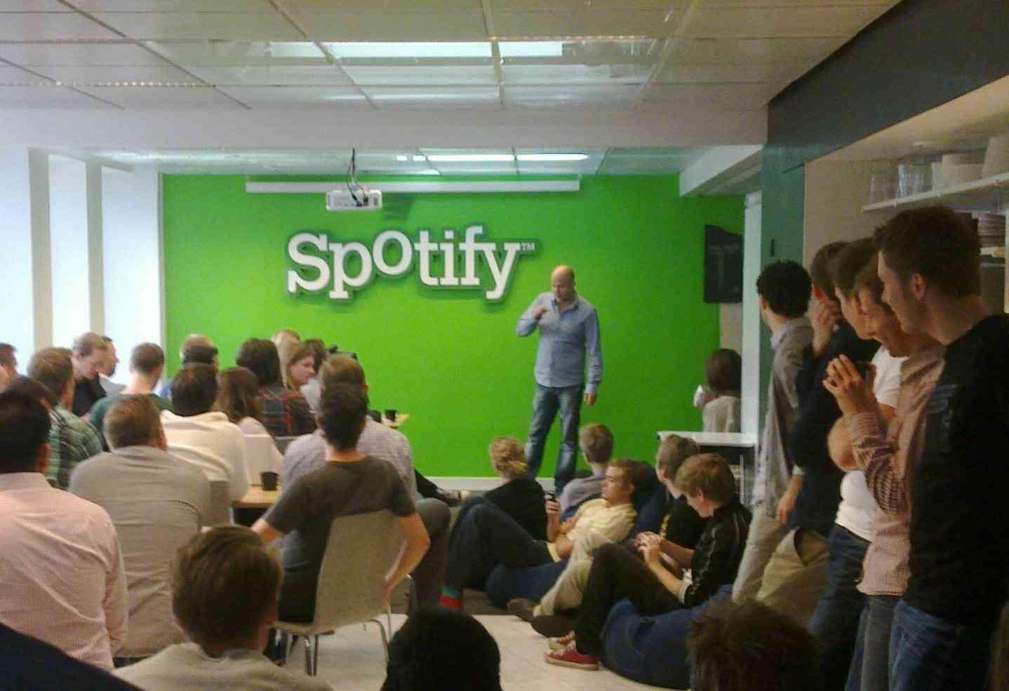Spotify en video 2