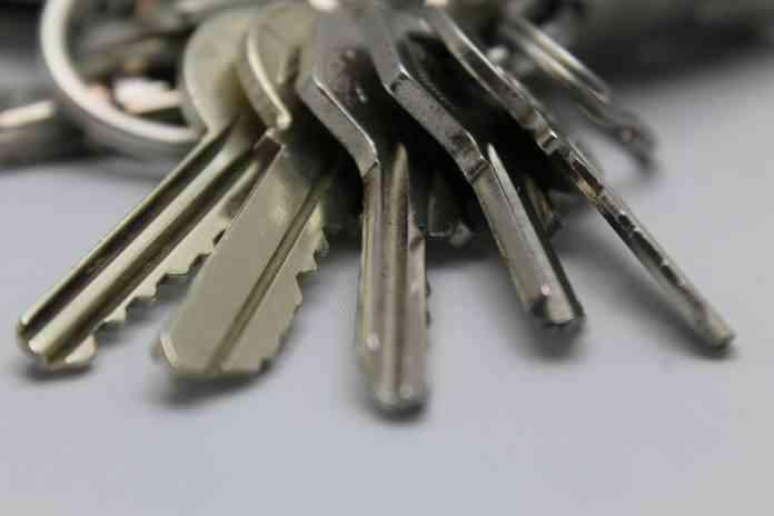 llaves de nueva vivienda