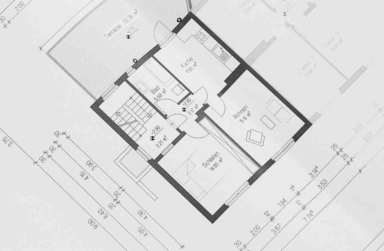 Planos de nueva construcción